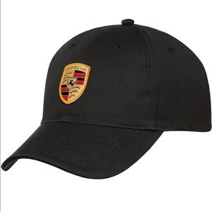 Porsche Crest Flex Fit Hat